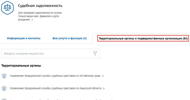 Инструкция по получению информации об алиментной задолженности через Госуслуги